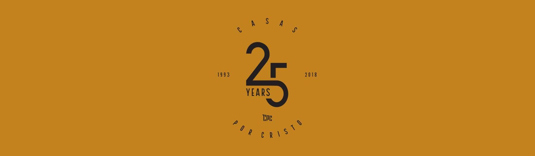 25 years casas por cristo mission trips