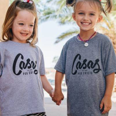 Kids Classic Script T-Shirt Design