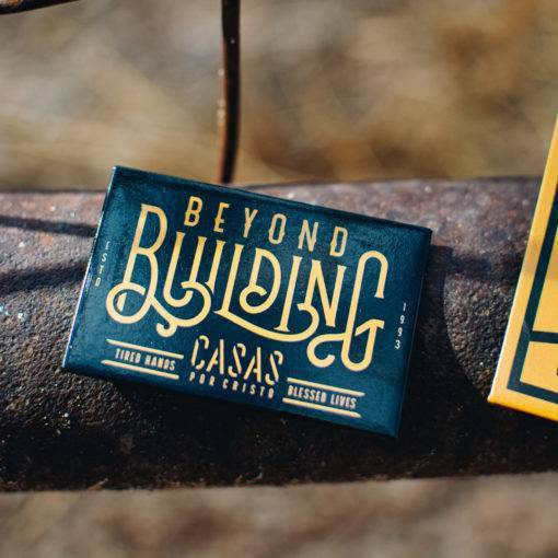 "Beyond Building ""Tired Hands - Blessed Lives"""