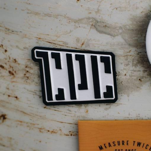 Rubber CPC House Magnet