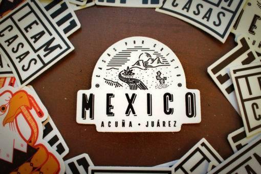 Mexico Location Sticker