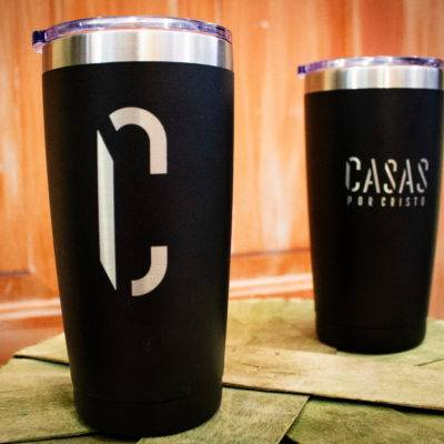 Black Insulated Tumbler