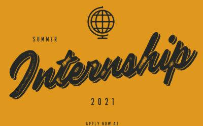 Interested in our Summer Internship?