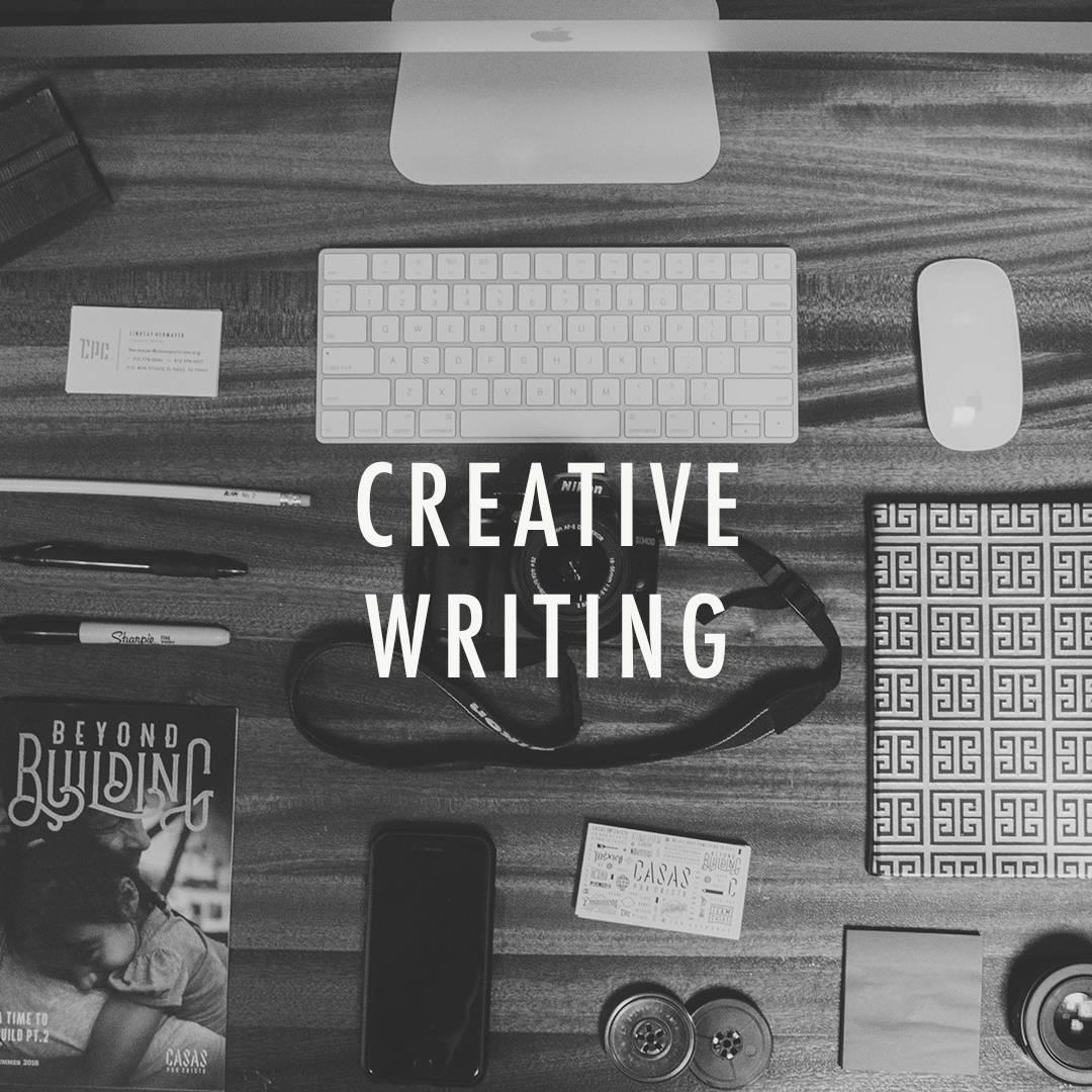Creative Internship - Creative Writing